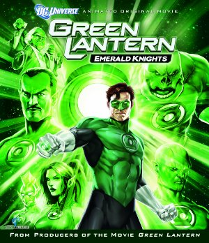 Green Lantern: Emerald Knights poster