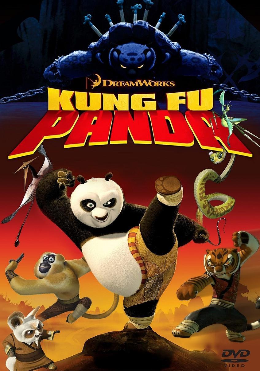 kung fu panda dvd planet store