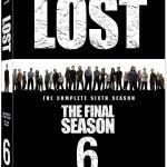 Lost Season 6 DVD
