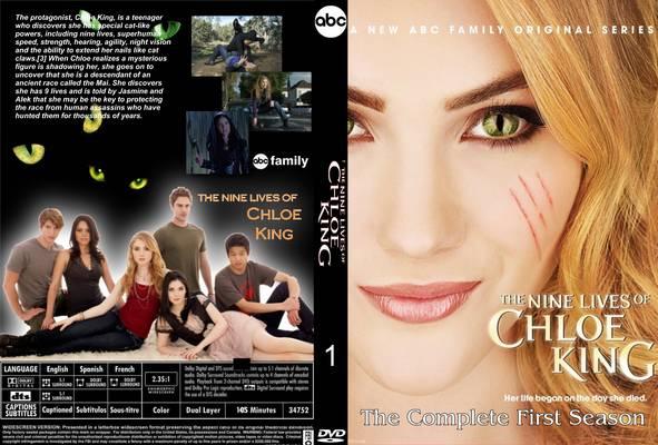 The Nine Lives of Chloe King - DVD PLANET STORE