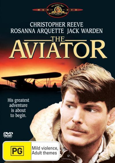 aviator movie jcbf  The Aviator 1985