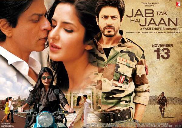 Jab Tak Hai Jaan Hindi Movie Mp3 Song Free Download