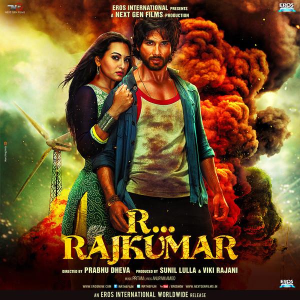 R... Rajkumar (2013) - DVD PLANET STORE R Rajkumar