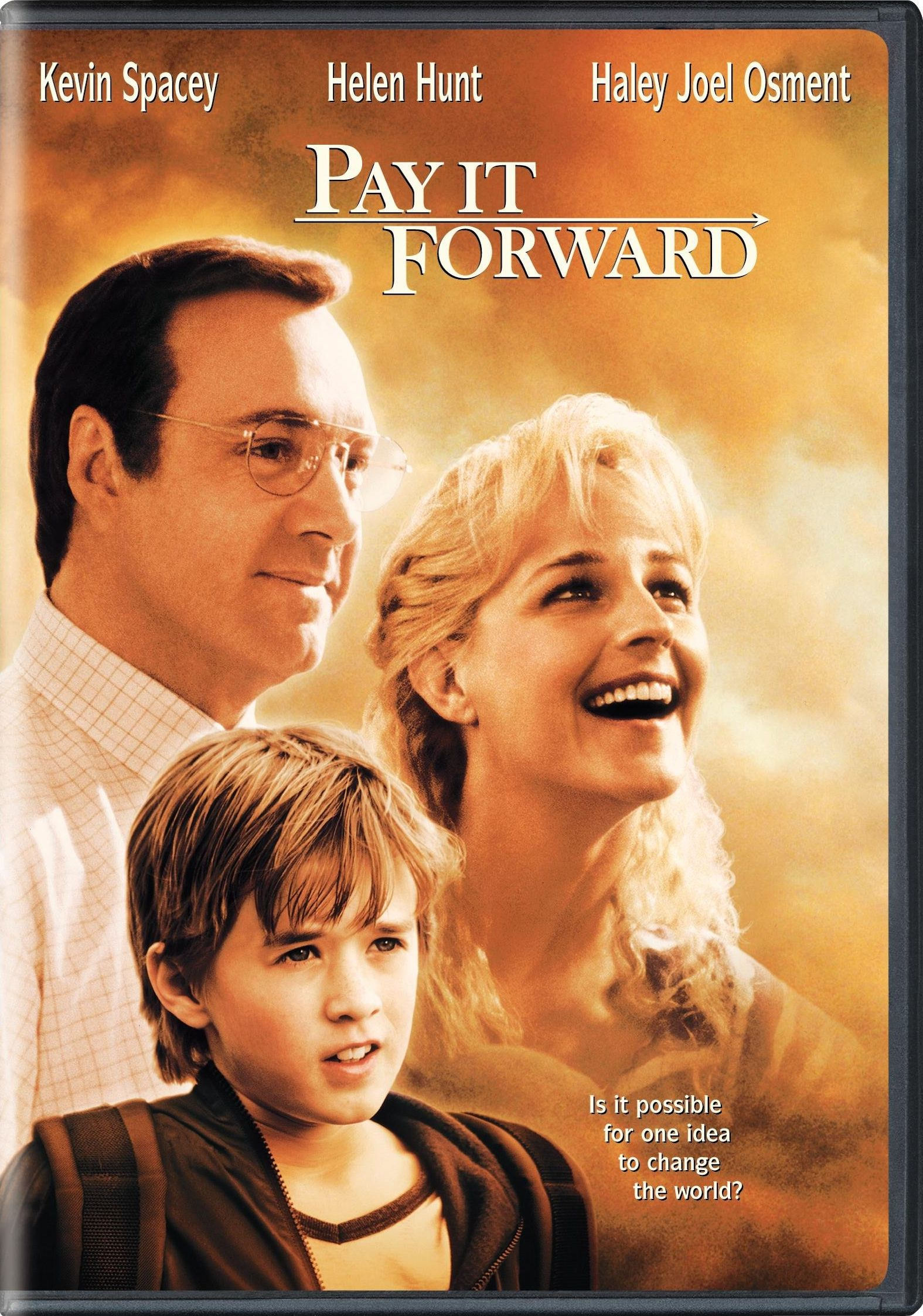 Pay it forward movie essay