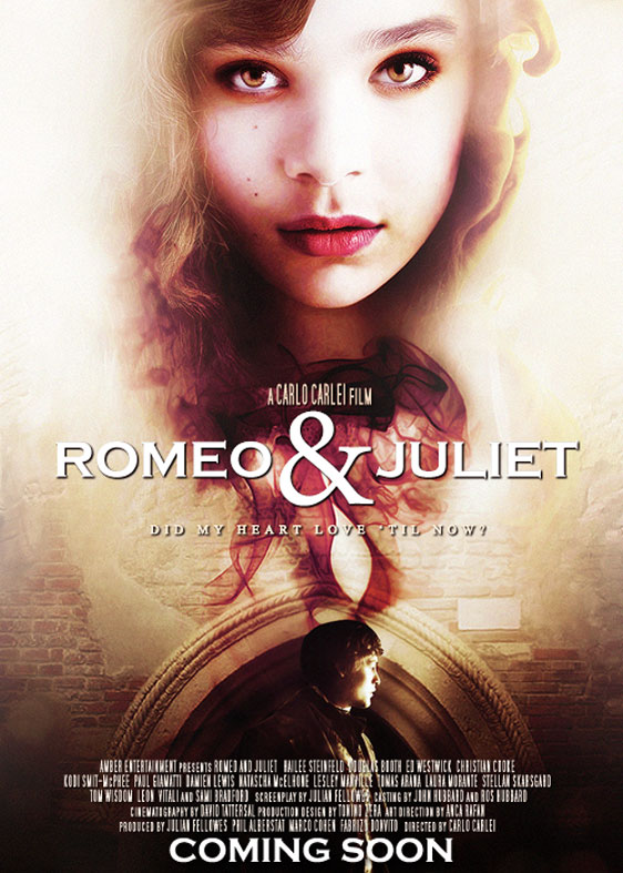 Romeo and Juliet (2013) - DVD PLANET STORE