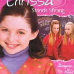 An American Girl Chrissa Stands Strong