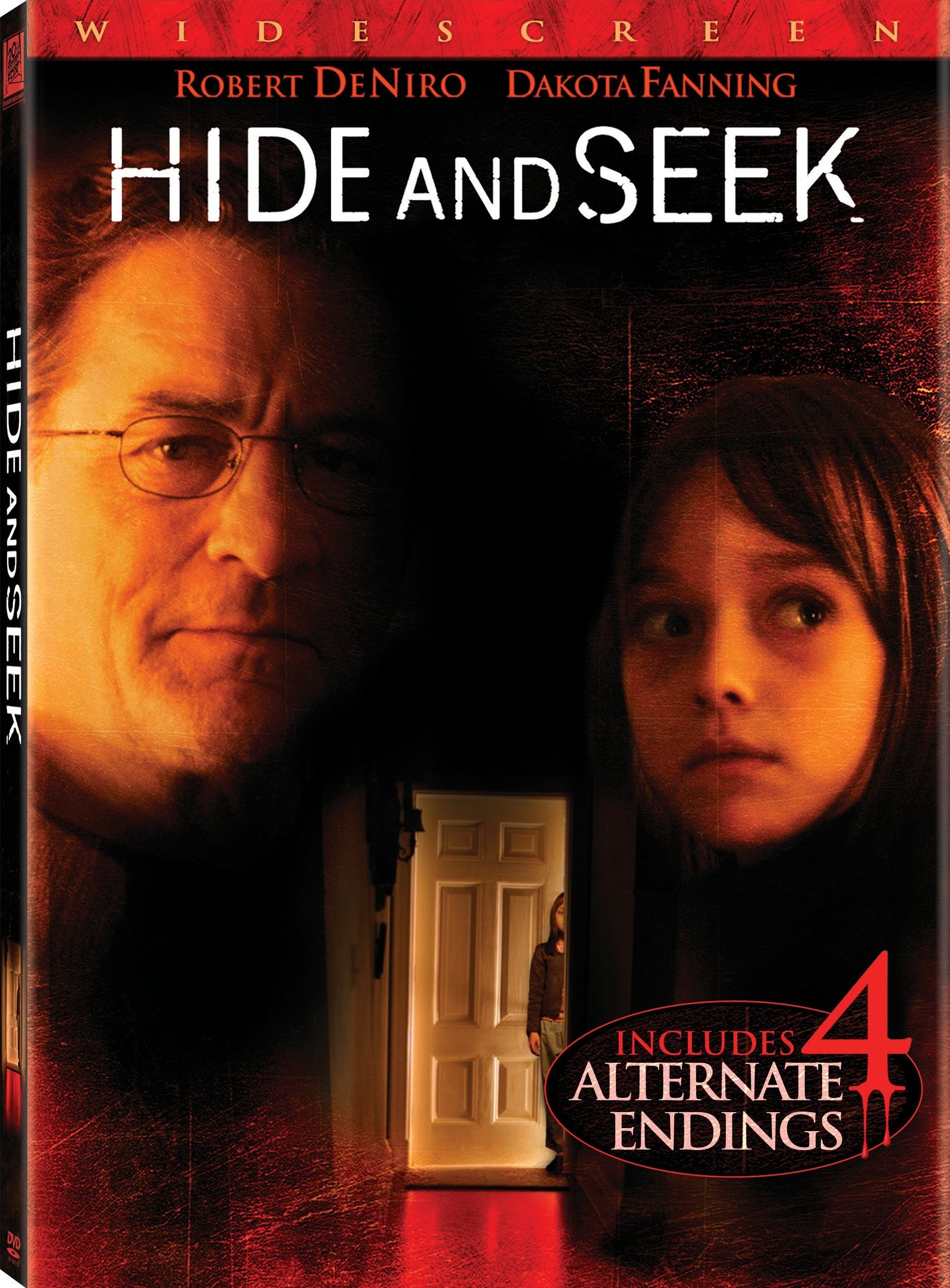 hide and seek 2005 dvd planet store. Black Bedroom Furniture Sets. Home Design Ideas