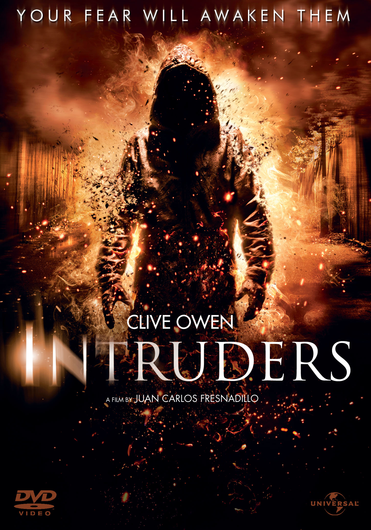 Intruders (I) (2011) - DVD PLANET STORE