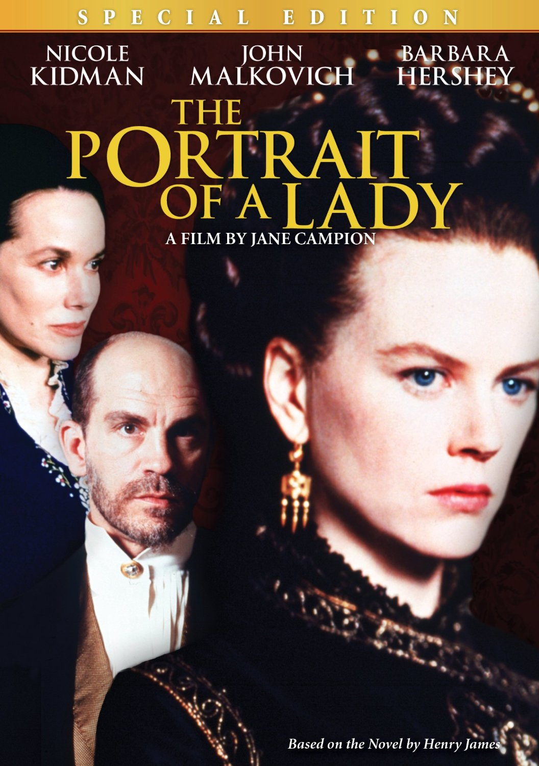 the portrait of a lady Unabridged the portrait of a lady tells the compelling and ultimately tragic tale  of a beautiful young american woman's encounter with european sophistication.