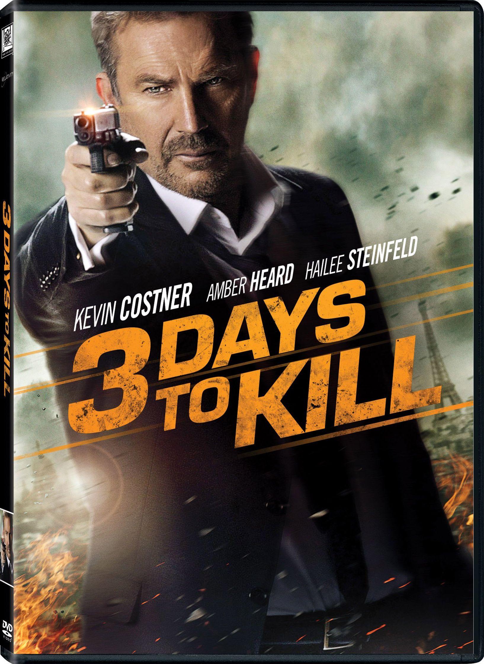 Three Days To Kill Stream