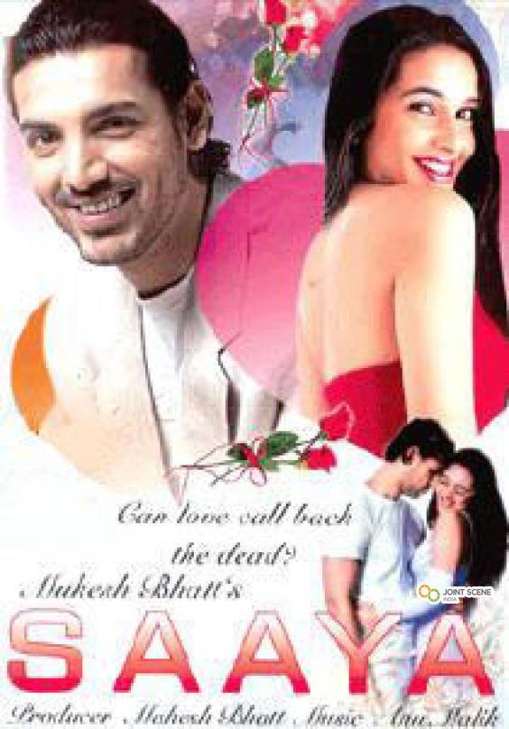 Saaya 2003 movie download.