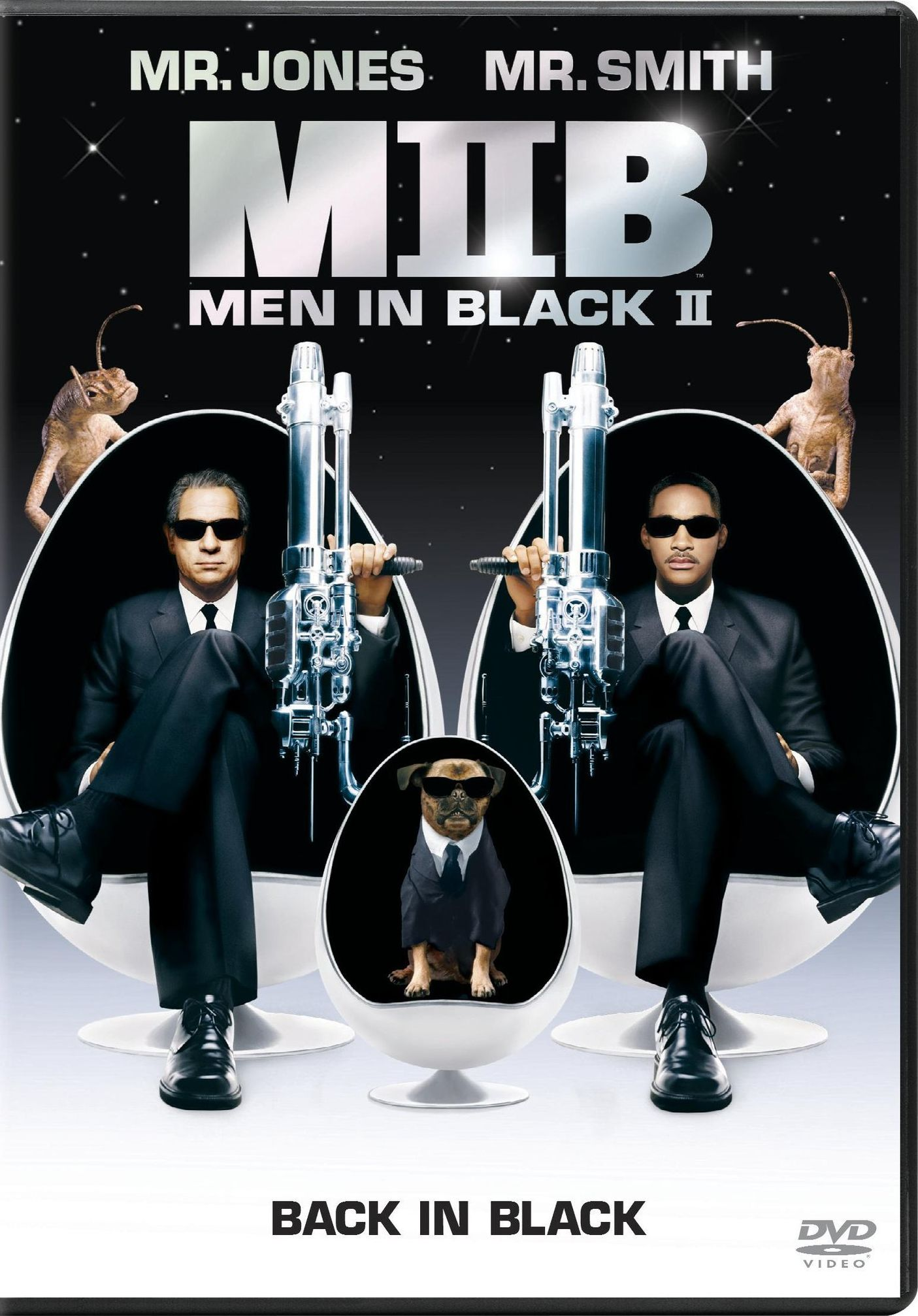 Men in Black II (2002) Trailer 2 (VHS Capture)