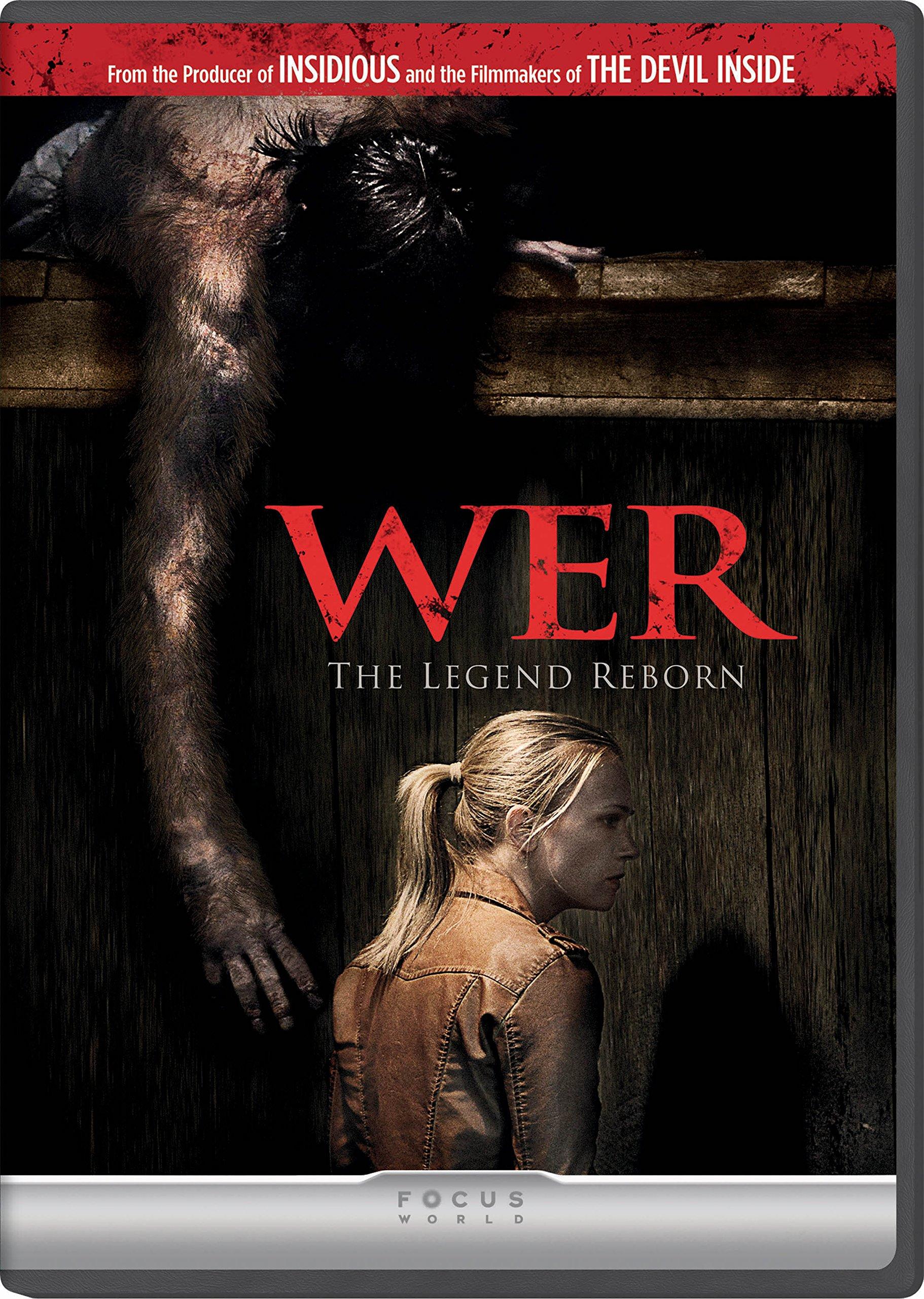 Wer (2013) - DVD PLANET STORE