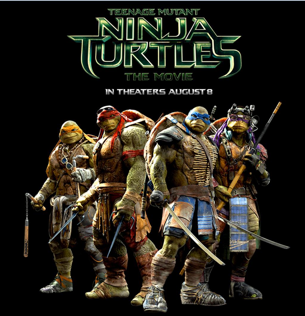 Teenage Mutant Ninja Turtles 2014 Stream