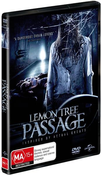 Lemon Tree Passage (2013) - DVD PLANET STORE