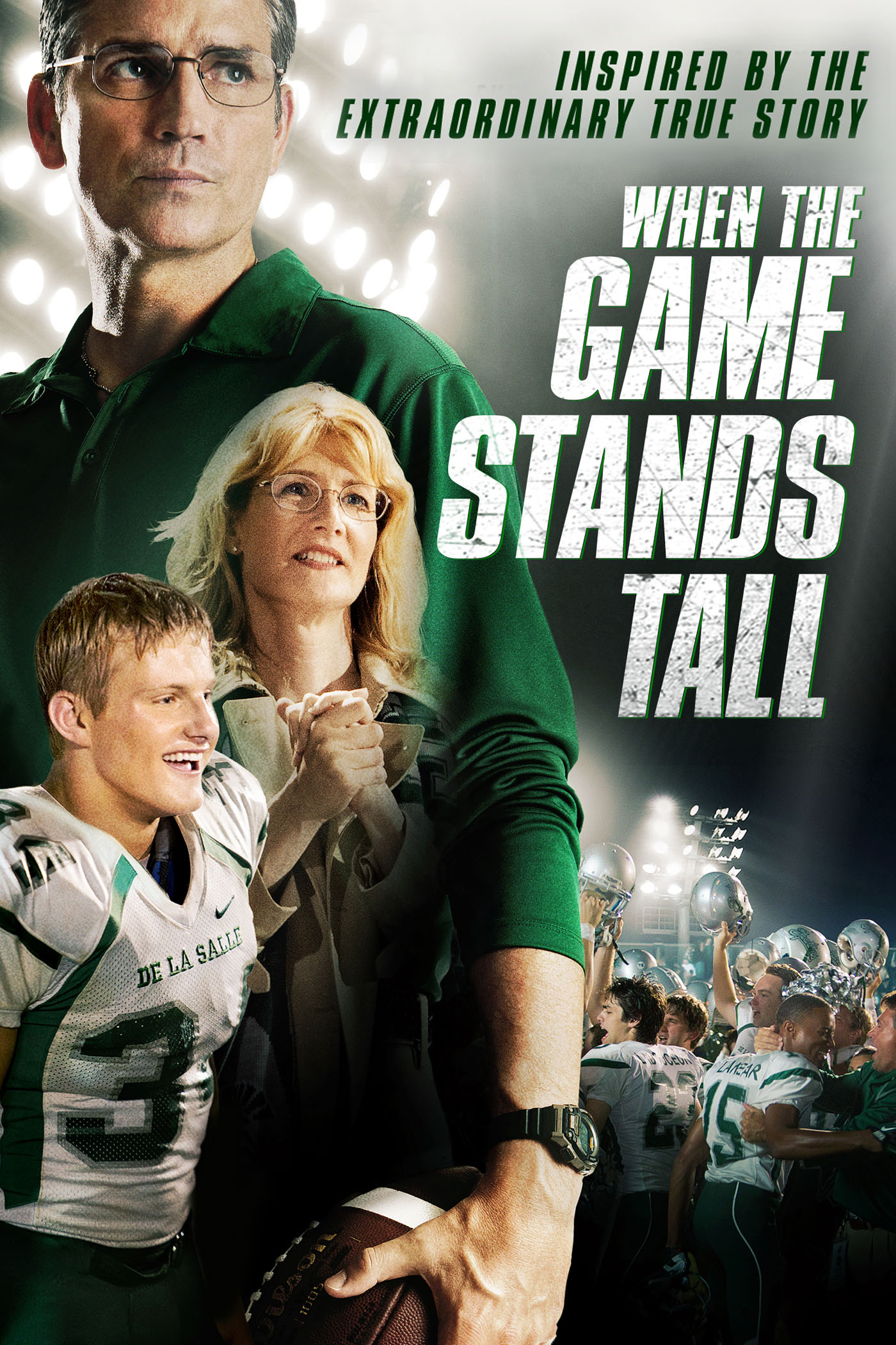 when the game stands tall german