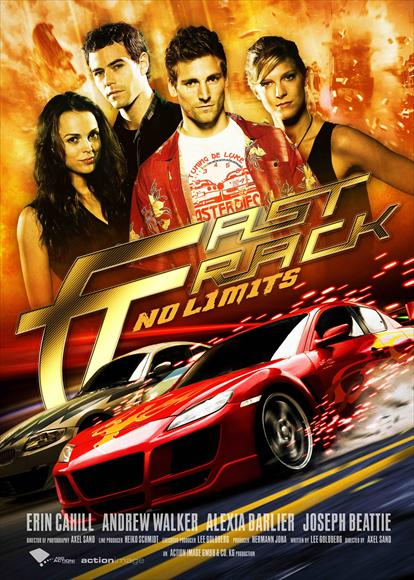 Fast Track: No Limits (2008) - DVD PLANET STORE