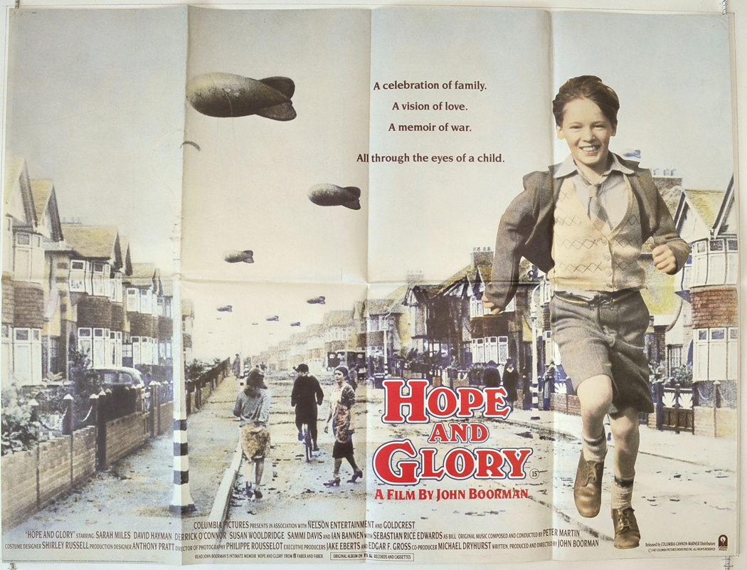And glory movie poster