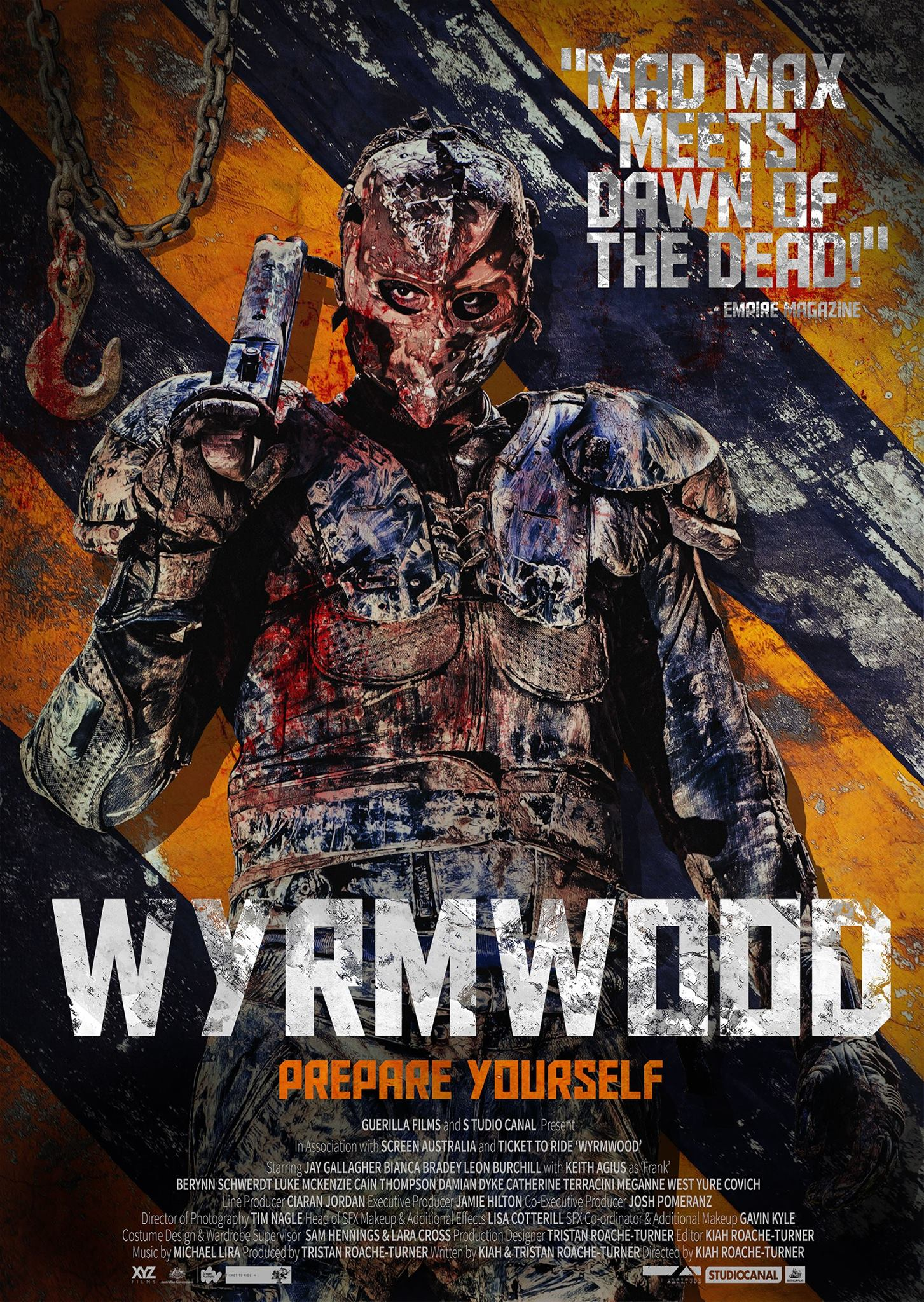 Wyrmwood Road Of The Dead Stream