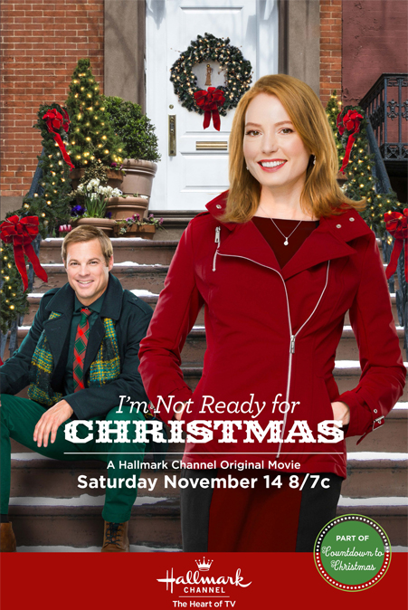 I'm Not Ready for Christmas (2015) - DVD PLANET STORE
