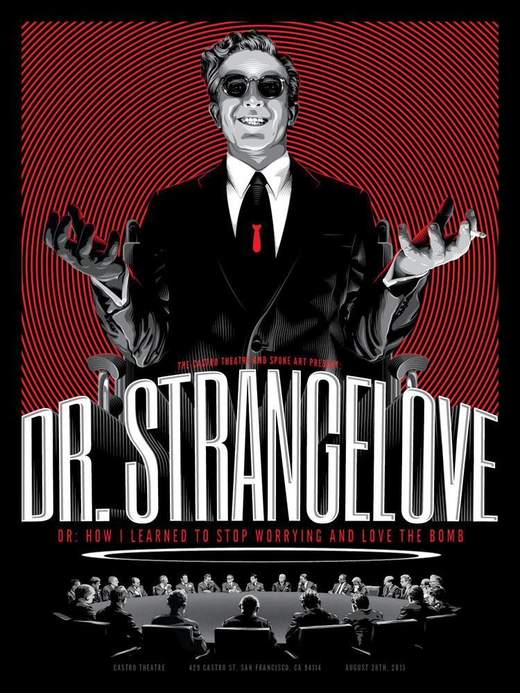 Dr strangelove bomb scene