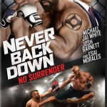 never back down no surrender (2016)