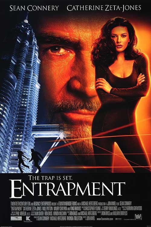 Entrapment (1999) - DVD PLANET STORE