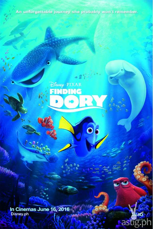 Finding Dory Streaming Free
