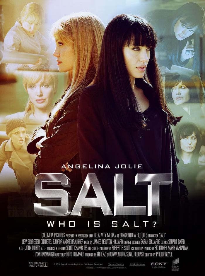 Salt 2010 Dvd Planet Store
