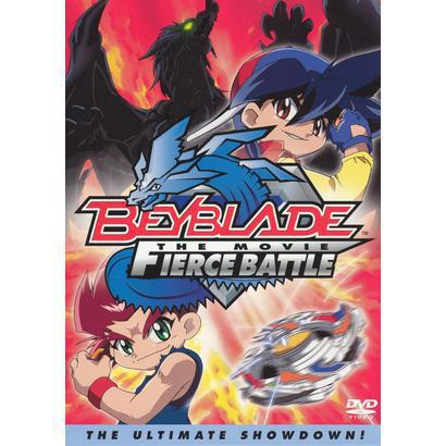 Beyblade The Movie – Fierce Battle