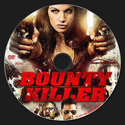 Bounty Killer (2013) DVD