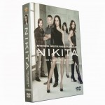 Nikita Season 3 DVD box Set