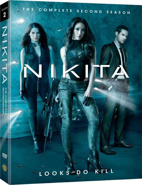 Nikita S2 DVD