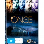 Once Upon A Time DVD Season 1