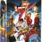Street Fighter II: V (Complete Series 4-Disc-Box-Set)