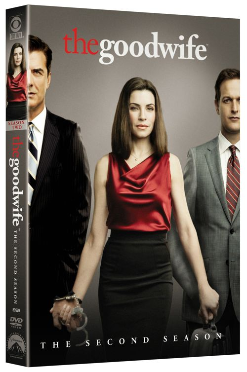 The Good Wife Season 2 DVD