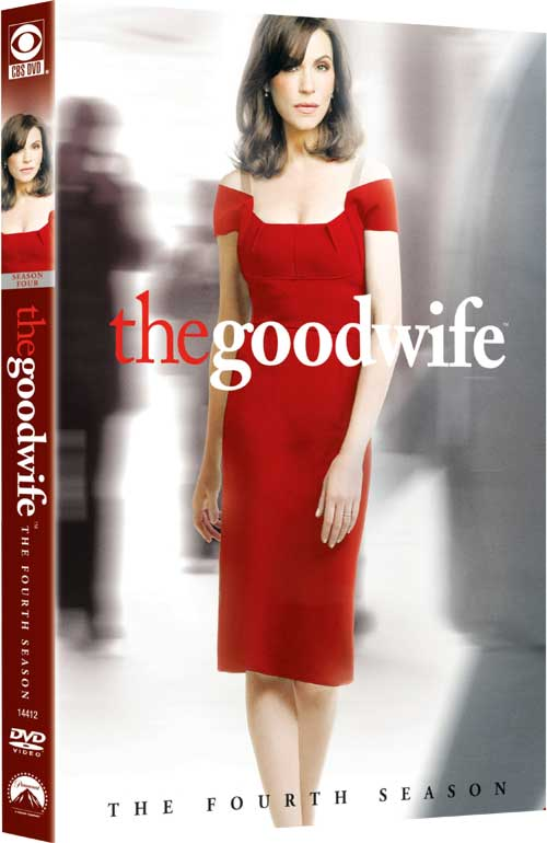 The Good Wife Season 4 DVD