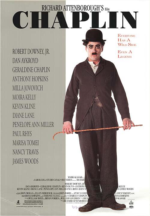 Chaplin – 1992