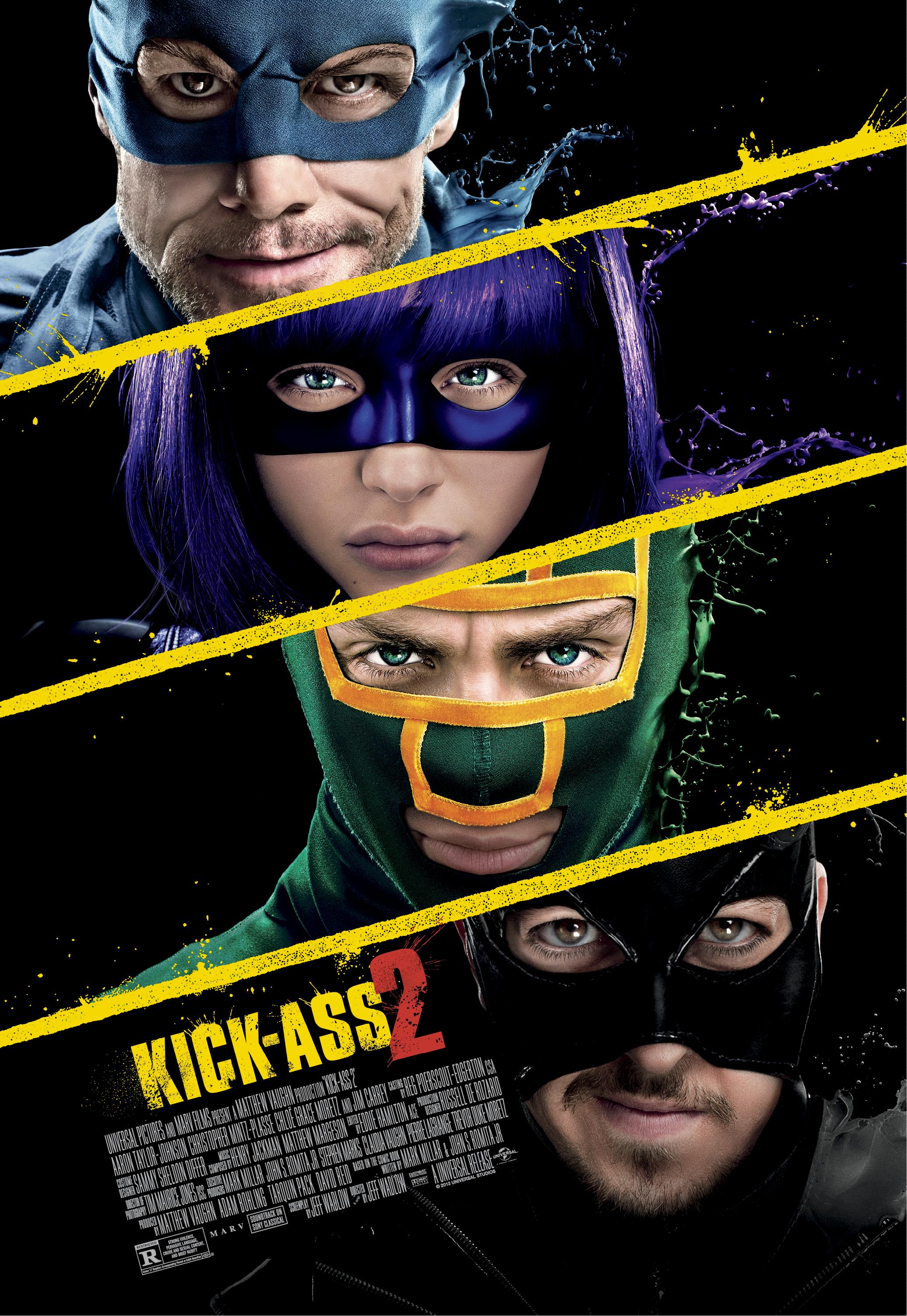 Kick-Ass 2 - DVD PLANET STORE