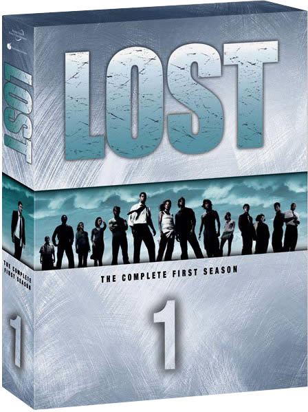 Lost Season 1 DVD