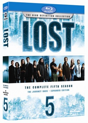 Lost Season 5 DVD