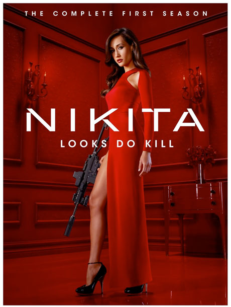 Nikita Season 1 DVD