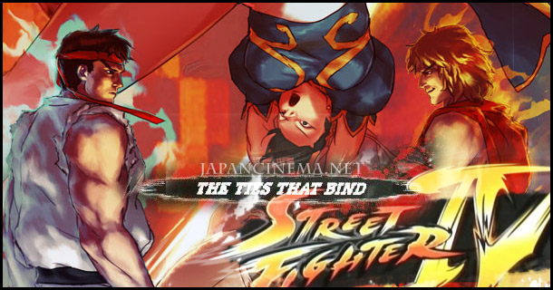Street Fighter IV: The Ties That Bind