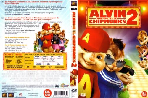 Chipmunk Movie Travel The World