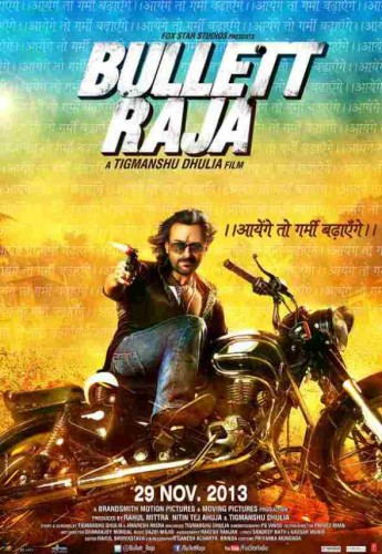 Bullett Raja 2013 Hindi 720p 1.9GB WEBHD AAC MKV