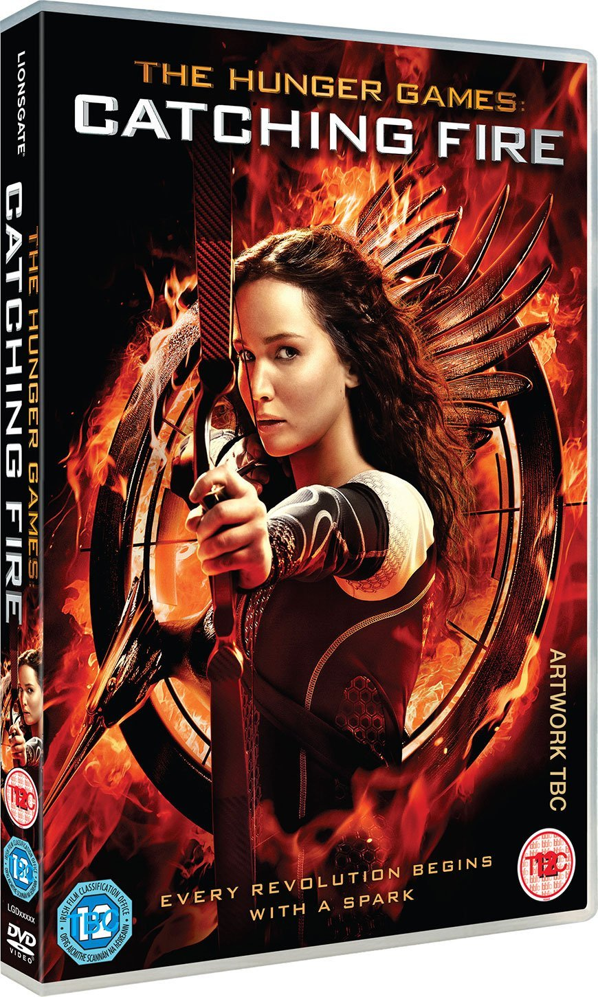 The Hunger Games Catching Fire 2013 Dvd Planet Store