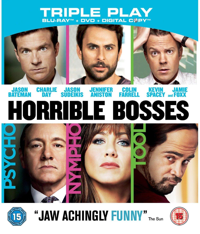 Horrible Bosses 2011 Dvd Planet Store