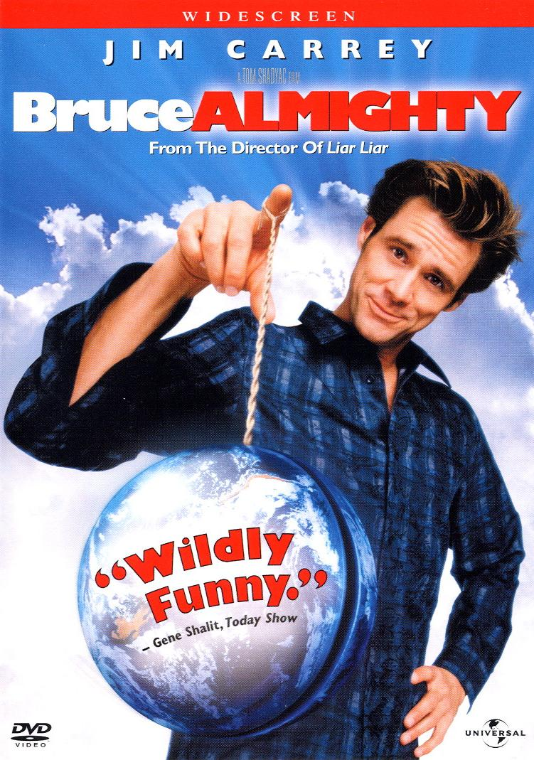 Bruce Almighty (2003) - DVD PLANET STORE