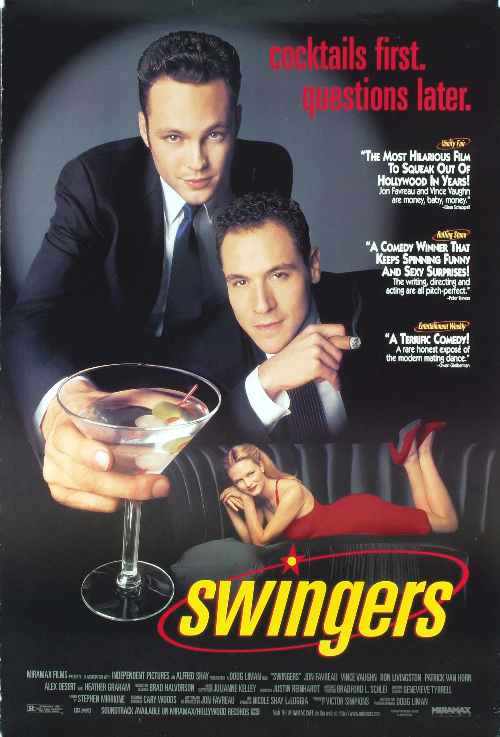 Swingers (1996) - DVD PLANET STORE