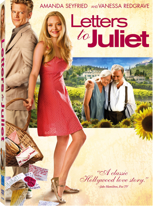letters to juliet (2010) - dvd planet store